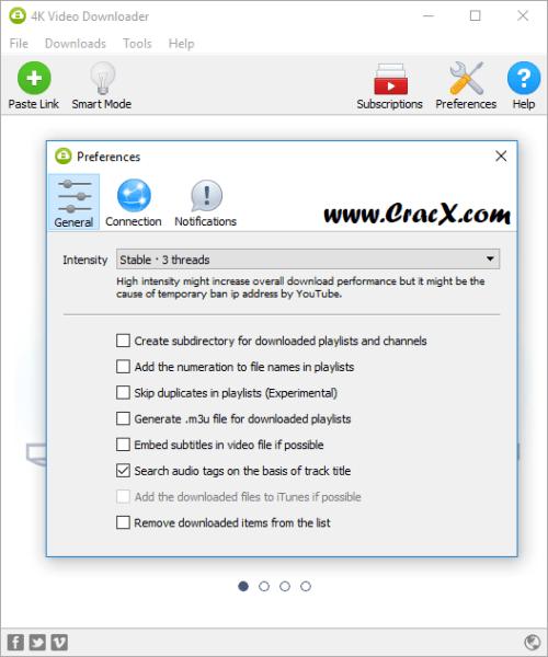 4K Video Downloader 4.3.1.2205 Patch & Keygen Download