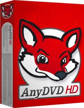 RedFox AnyDVD HD 8.1.5.0 Patch & License Key Download