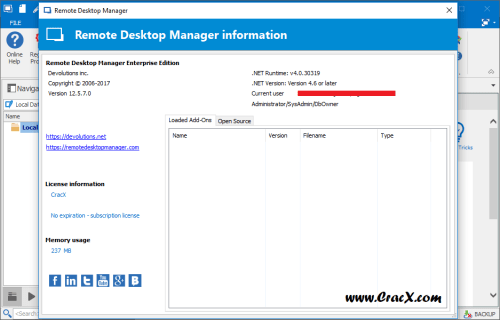 Remote Desktop Manager Enterprise 12.5.7.0 + Serial key Download