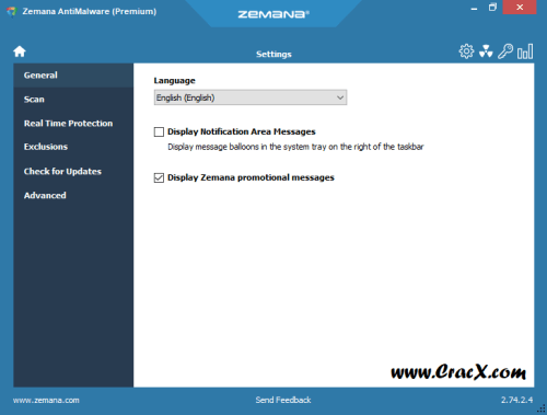 Zemana AntiMalware Premium 2.74.2.4 Patch & Serial Key Download
