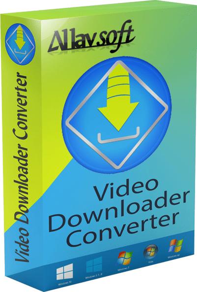 Allavsoft Video Downloader Converter 3.14.8.6417 Crack Free