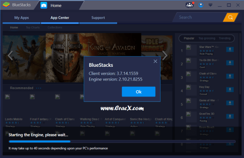 BlueStacks 3.7.14.1559 Final MOD Latest Version Download