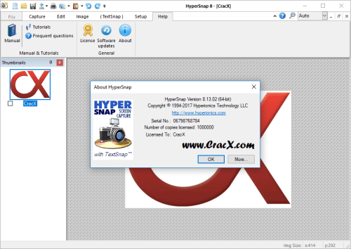 HyperSnap 8.13.02 Keygen + Activator Free Download
