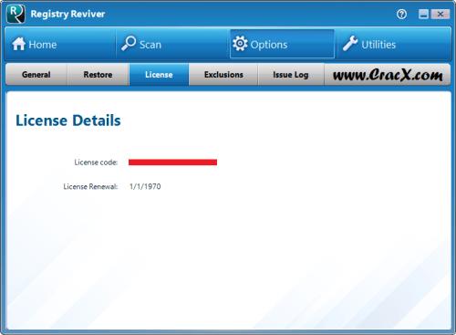 ReviverSoft Registry Reviver 4.16.0.12 Keygen Free Download