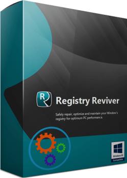ReviverSoft Registry Reviver 4.16.0.12 Patch + Key Download