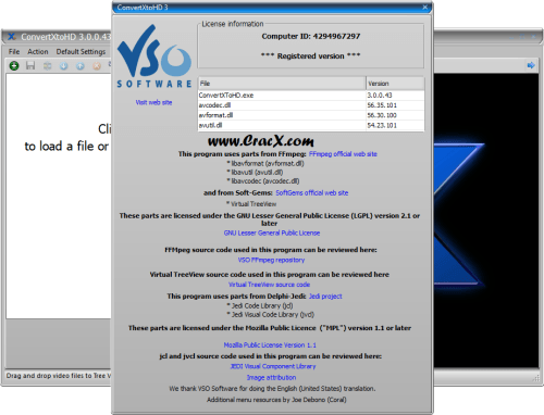 VSO ConvertXtoHD 3.0.0.43 Keygen & Activator Download