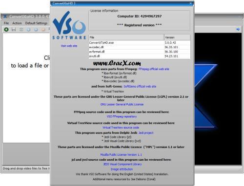 VSO ConvertXtoHD 3.0.0.43 Keygen & Activator Download
