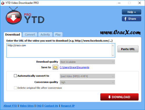 ytd video downloader free download for windows 7 softonic