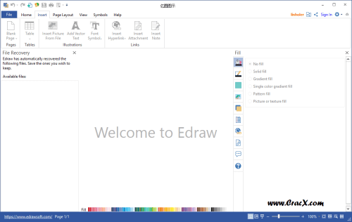 Edraw Max 8.7.0.588 Crack & Serial Number Download