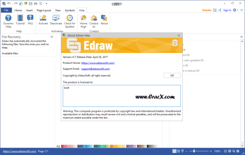 Edraw Max 8.7.0.588 Keygen + Activator Latest Download