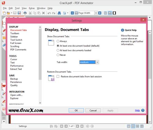 PDF Annotator 6.1.0.615 Crack & Serial Key Free Download