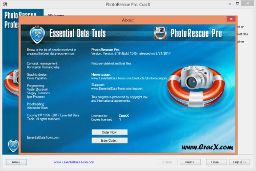 PhotoRescue Pro 6.16 Build 1045 License Key Final Download