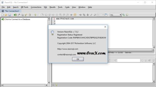 RazorSQL 7.3.2 Full Crack & Serial Key Full Download