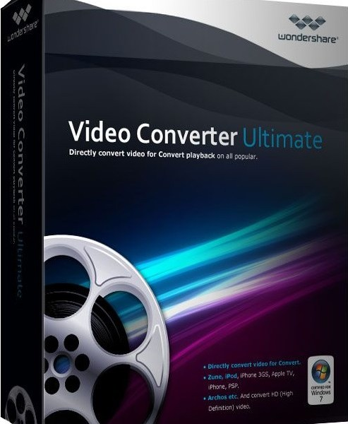 Wondershare Video Converter Ultimate 10.0.8.106 + Patch Download