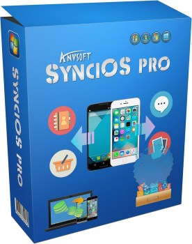 AnvSoft Syncios Pro 6.2.2 Crack + Serial Keygen Download