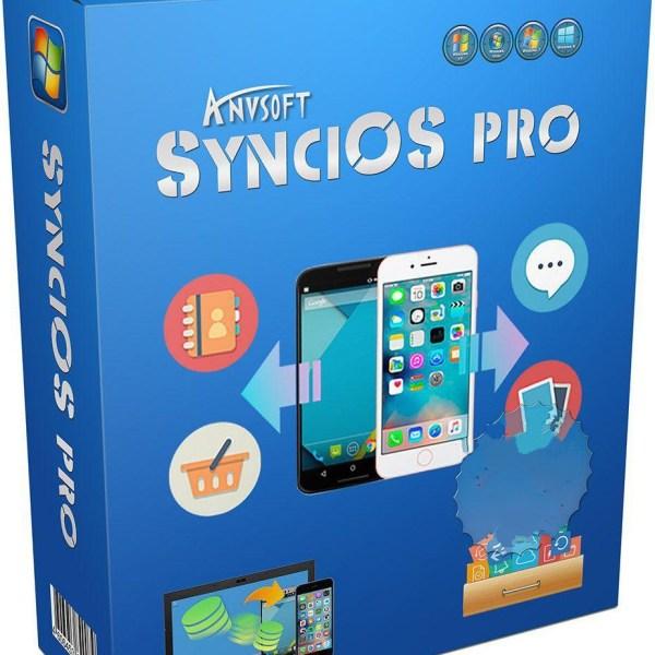 AnvSoft Syncios Pro 6.2.2 Crack + Serial Keygen Download