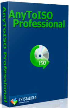 AnyToISO Pro 3.8.0 Build 560 Crack + License Key Download
