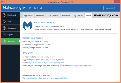 Malwarebytes Premium 3.2.2.2029 Keygen + Activator Download