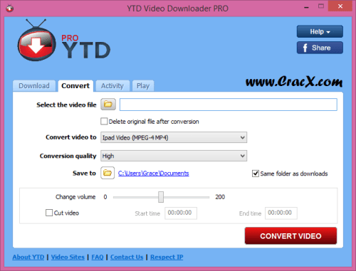 YTD Video Downloader PRO 5.8.7 Patch & Serial Key Download