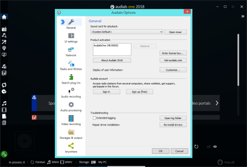 Audials One 2018.1.25300.0 Crack + Serial Key Download