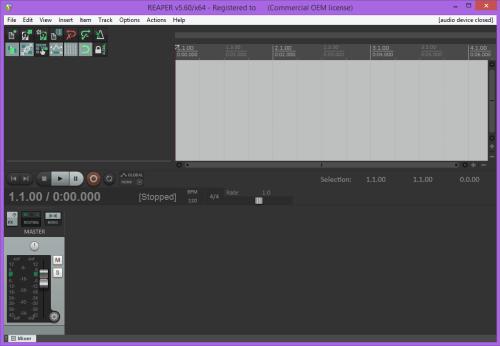Cockos REAPER 5.60 Full Patch & Serial Key Download
