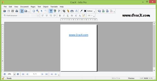 Infix PDF Editor Pro 7.2.1 License Key & Crack Download