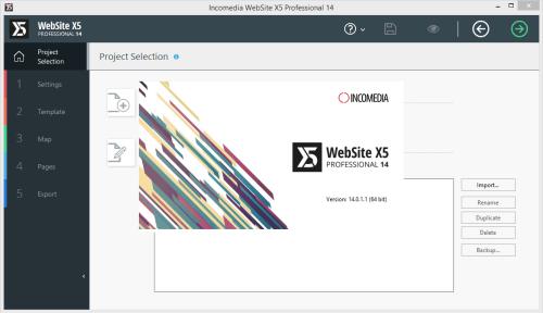 WebSite X5 Professional 14.0.1.1 Keygen & Activator Download