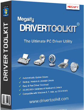 Driver Toolkit 8.5.1 Crack + License Key [2017] Download
