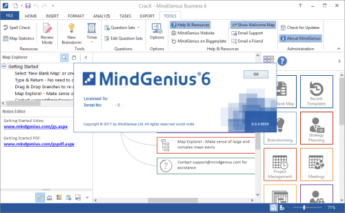 MindGenius Business 6.0.4.6659 Keygen & Activator Download
