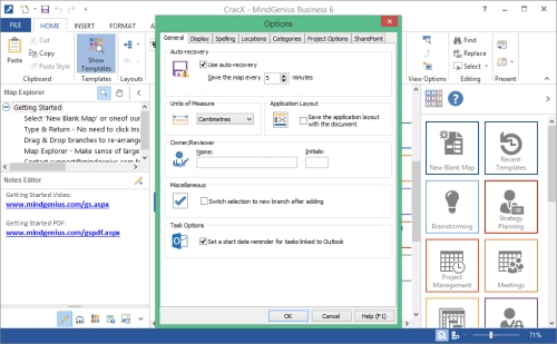 MindGenius Business 6.0.4.6659 Patch & License Key Download