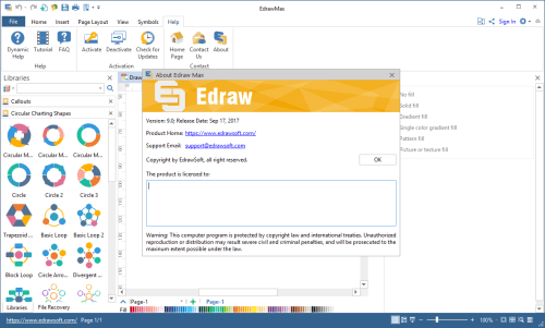 Edraw Max 9.0 Keygen + Activator {Latest} Download
