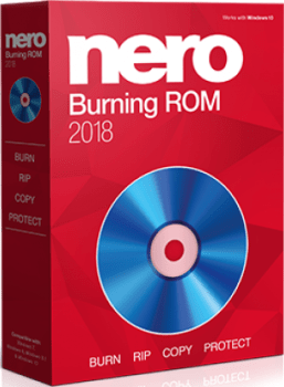 Nero Burning ROM 2018 19.1.1010 Crack with Keygen Download