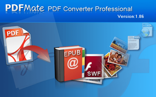 PDFMate PDF Converter Professional 1.86 Full Crack Download