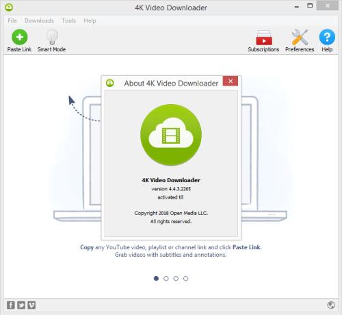 4K Video Downloader 4.4.3.2265 Keygen & Activator Download