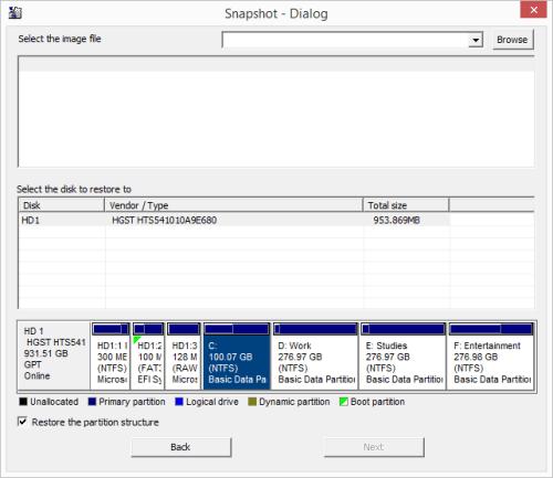 Drive SnapShot 1.45.0.17699 Keygen & Activator Download