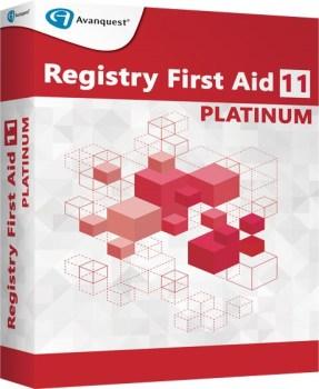 Registry First Aid Platinum 11.1.0.2492 Crack & License Key Download