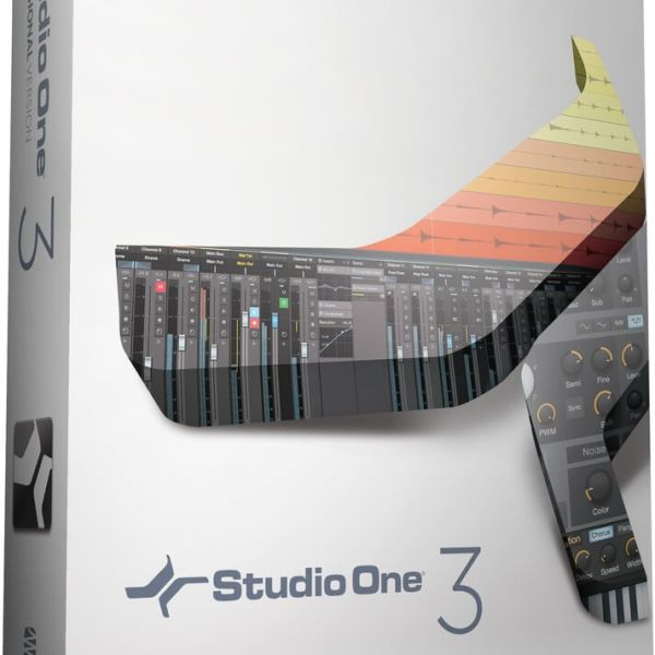 Studio One Pro 3.5.5.45892 Patch & License Key Download