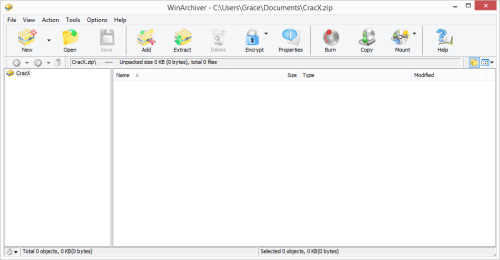 WinArchiver 4.3 Full Patch & License Key Free Download