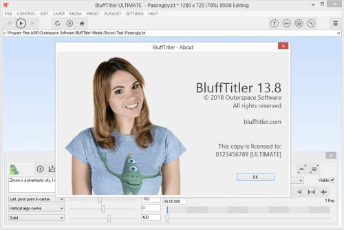 BluffTitler Ultimate13.8.0.0 Full Keygen & Activator Download