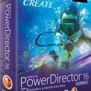 CyberLink PowerDirector Ultimate 16.0.2730.0 Full Patch Download