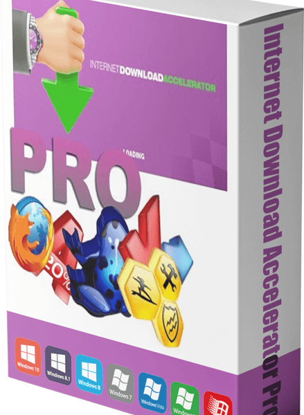 Internet Download Accelerator Pro 6.16.1.1597 Keygen Download