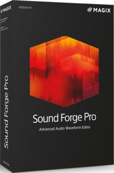 MAGIX Sound Forge Pro 12.0.29 Crack + Serial Key Download