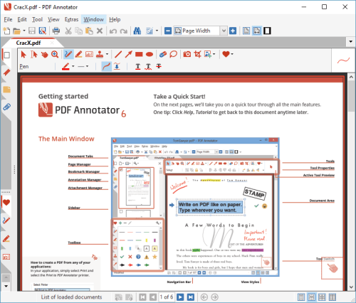 PDF Annotator 6.1.0.620 Full Serial Key & Patch Download
