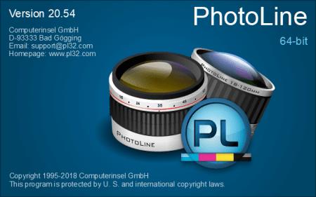 PhotoLine 20.54 Full Patch & License Keygen Download