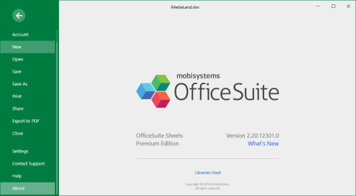 OfficeSuite Premium Edition 2.20.12301.0 Full Keygen Download