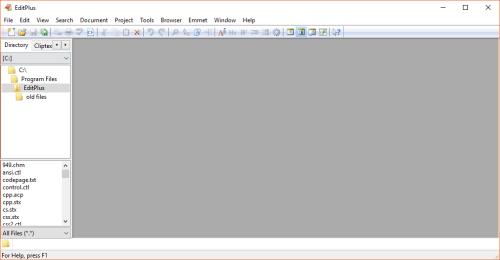 EditPlus 5.0.777 Full License Key + Crack Free Download