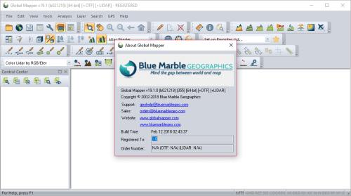 Global Mapper 19.1.0 Full Keygen & Activator Download