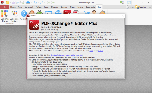 PDF-XChange Editor Plus 7.0.326.0 Keygen & Activator Download