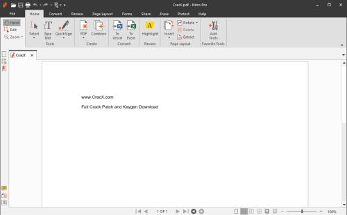 Nitro Pro Enterprise 12.2.0.228 Serial Key + Patch Download