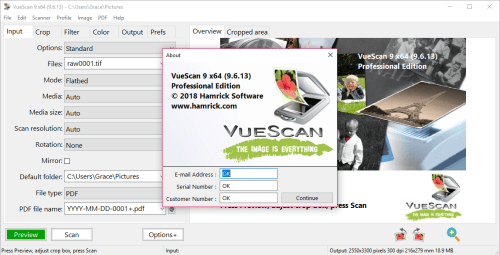 VueScan Pro 9.6.13 Full Keygen & Activator Free Download